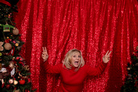 Christmas Worship Party Photo Booth