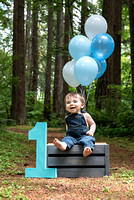 Greyson's 1 year session